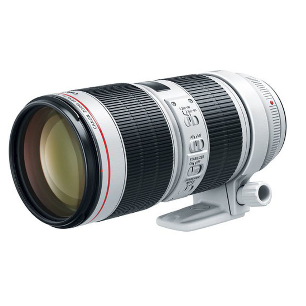 Canon EF 70-200mm f2.8 Zoom Lens