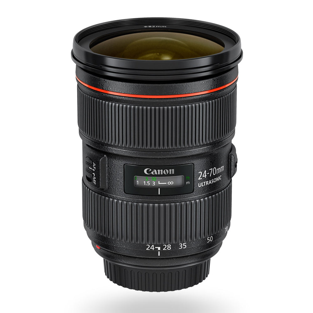 Canon EF 24-70mm Zoom f2.8 Lens