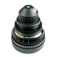 Load image into Gallery viewer, Zeiss CP.2 50mm/T2.1 EF/PL Lens