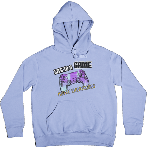 Life Is A Game - Hoodie