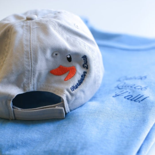 Men's Bundle, Charleston Duck Hat and Quack Quack Y'all T-Shirt