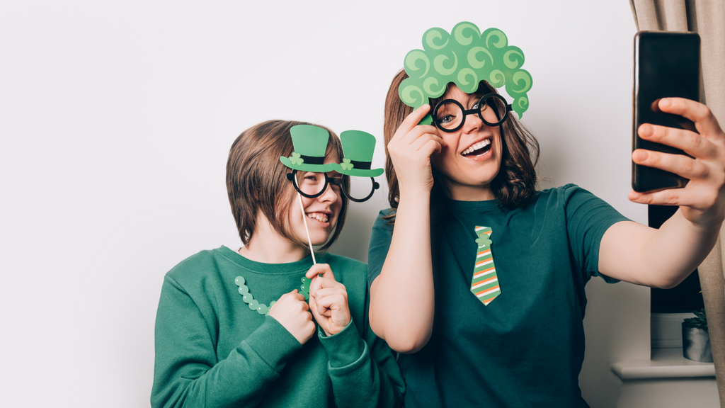 5 Tips for a DIY St. Patty's Day Zoom Party