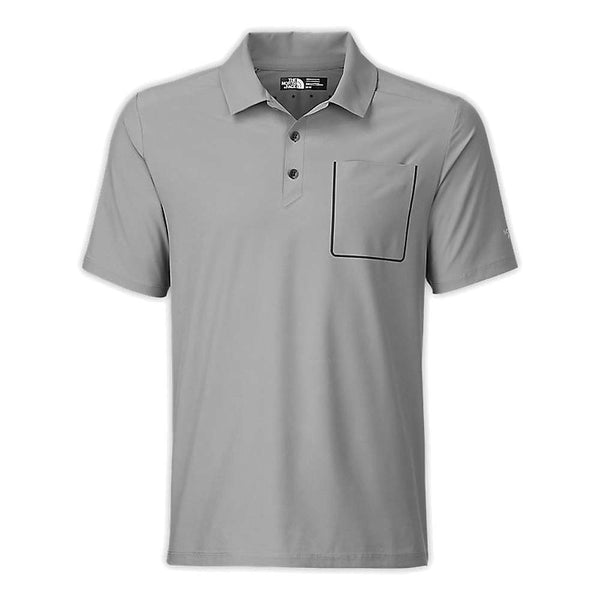 The North Face Men's S/S Ignition Polo Spruce Green