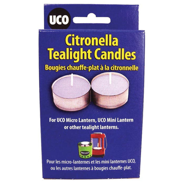 Citronella Tealight Candles