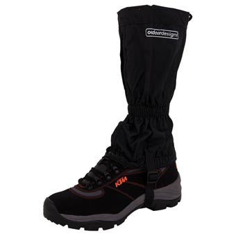 Outdoor Designs Tundra Gaiter Black