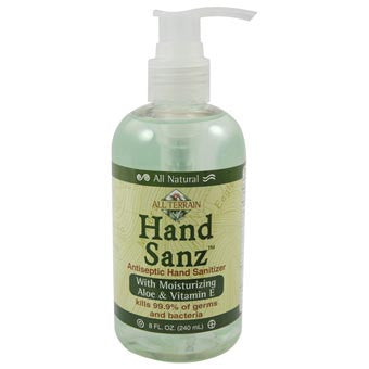 All Terrain Hand Sanz With Aloe