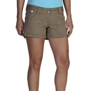 Exofficio Women's Gazelle Short Walnut