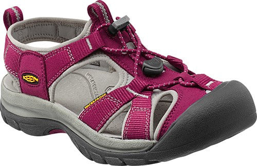 Keen Women's Venice H2 Beet Red/Neutral Gray