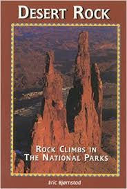 Desert Rock Rock Climbs in the National Parks