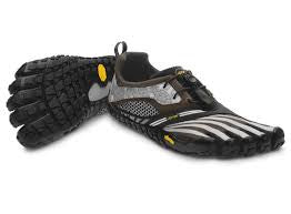 Vibram FiveFingers Spyridon LS Trail Running Shoe - Men's-Military Green/Grey/Black