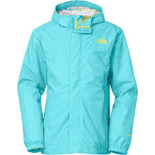 The North Face Girls Zipline Jacket Fortuna Blue