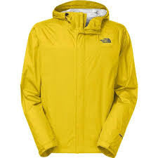 The North Face Men's Venture Jacket Acid Yellow