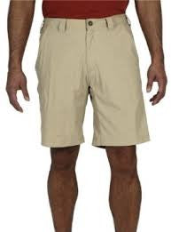 Exofficio Men's Nomad Short Khaki
