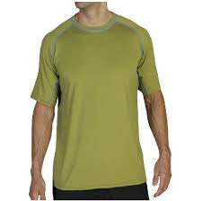 Exofficio Men's Sol Cool Tee S/S Oregano
