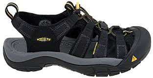 Keen Men's Newport H2 Black