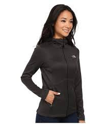 The North Face Women's Rosette Hoodie Black Heather