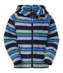 The North Face Youth Glacier Hoody Honor Blue