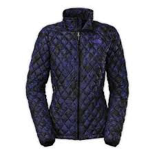 The North Face Women's Thermoball Black Night Dew