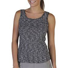Exofficio Chica Cool Tank Dark Charcoal Extra Large