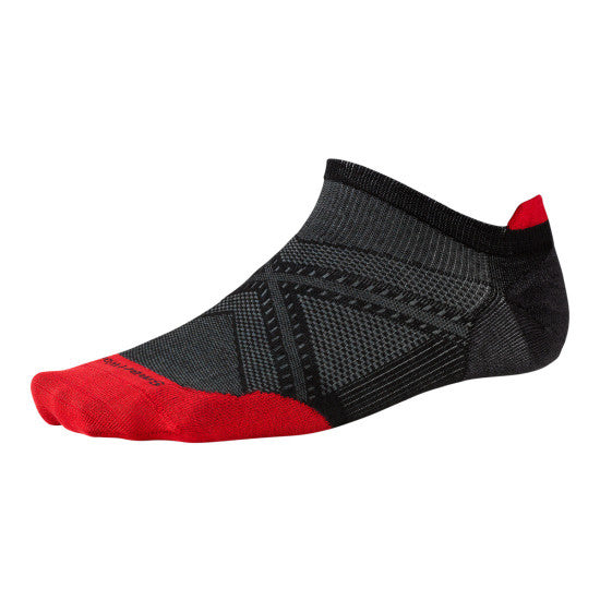 Smartwool Men's PhD Run Ultra Light Micro Black