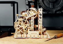 Laad afbeelding in Gallery viewer, Marble Climber Marble Run Race Set Houten 3D puzzel - Avalon - Gifts, Antiques & Plants
