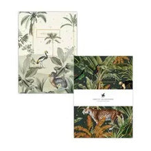 Laad afbeelding in Gallery viewer, Botanische Notebook Set - Dodo oasis/ Migthy jungle - Avalon - Gifts, Antiques & Plants