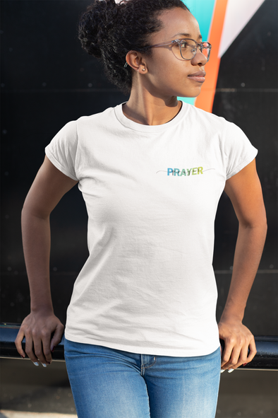 Prayer Short-Sleeve Unisex T-Shirt
