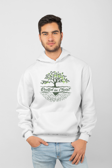 Rooted in Christ Unisex Hoodie
