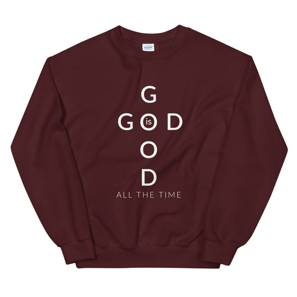 God is Good Unisex Crewneck