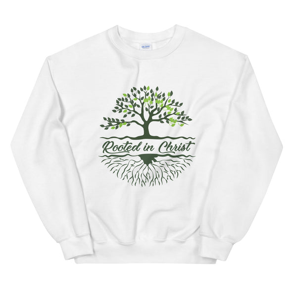 Rooted in Christ Unisex Crewneck