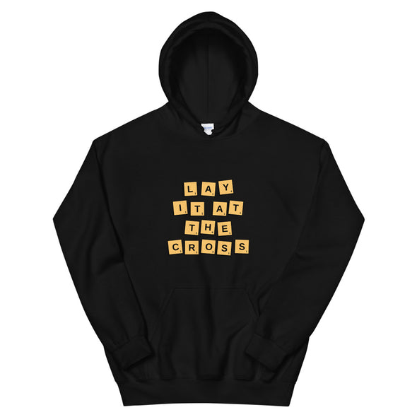 Lay it at the Cross Unisex Hoodie