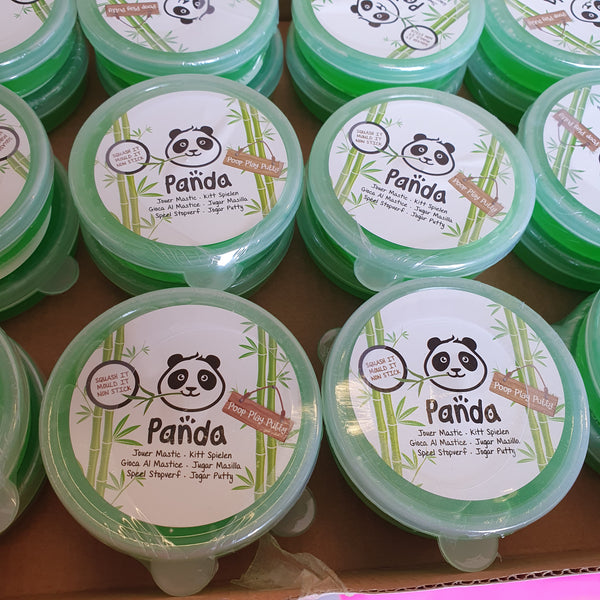 Panda Poop Putty ( 1 single )