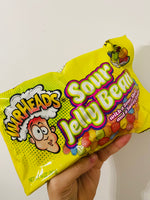 Warheads Easter jelly beans