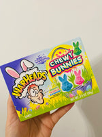 Warheads Easter bunnies