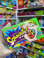 Screaming Sour Sqwigglies Gummi Worms