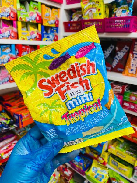 Swedish Fish mini - Tropical