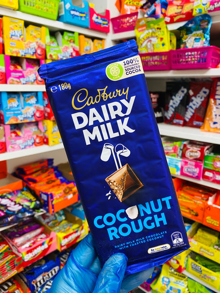 Dairy Milk Coconut Rough