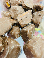 Chocolate Cinder Toffee