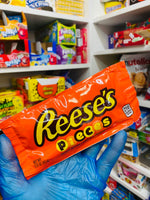 Reeses pieces bag
