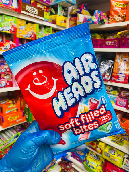 Airheads soft filled bites