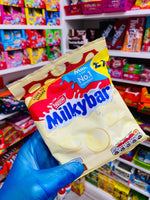 Milky buttons share bag