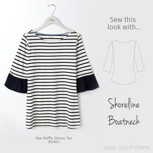 Recreate ready-to-wear styles with Blank Slate Patterns