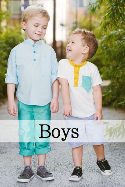 BOYS PATTERNS
