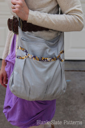 Favorite Purse pdf sewing pattern from Blank Slate Patterns