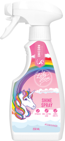 Lucky Horse Unicorn Glansspray