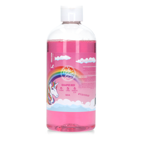 Lucky Horse Unicorn Shampoo Rose