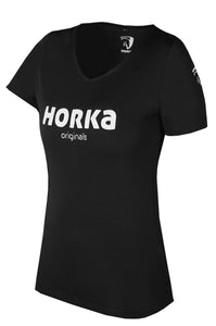Horka Originals T-Shirt Zwart