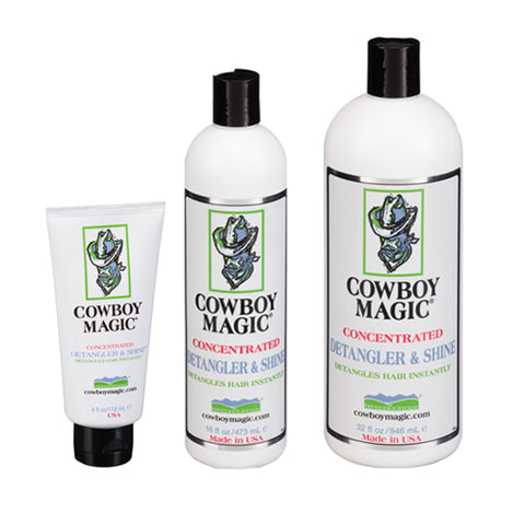 Cowboy Magic Detangler & Shine™