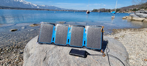 Green Juice Systems provides some of the best Solar energy products on the market our new Helios Solar panel Supports QC 3.0 Quick charge 12V 2A, PD 20V 5A 100W and Fast charging 5v 2.4A 12w all in one 28W solar panel. Perfect for charging all devices