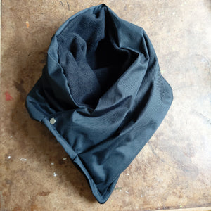 Water Repellent Pocket Scarf